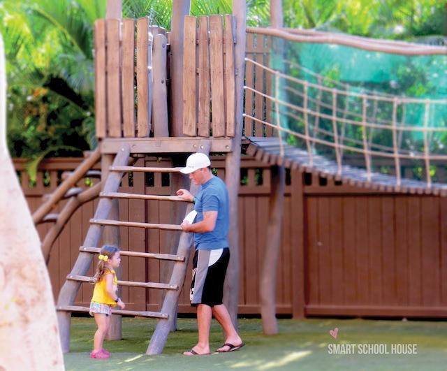 Auntie's Beach House at Disney's Aulani Resort in Hawaii