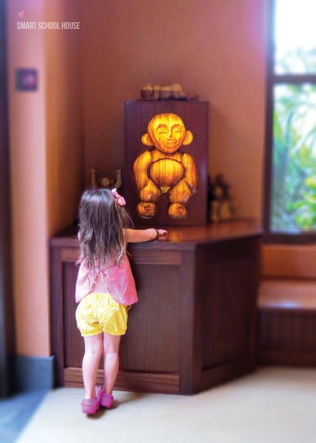 Menehune fun at Disney's Aulani Resort in Hawaii