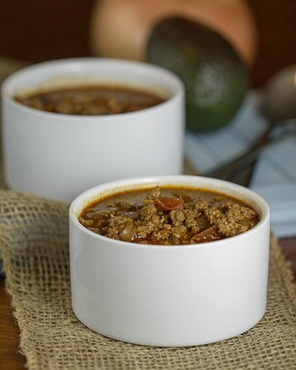 Easy Paleo Chili Recipe