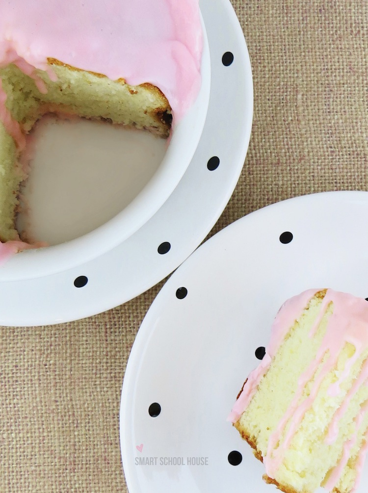 How to make a Pink Lemon Pound Cake