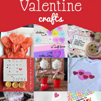 The Cutest Valentine's Crafts & Giveaway