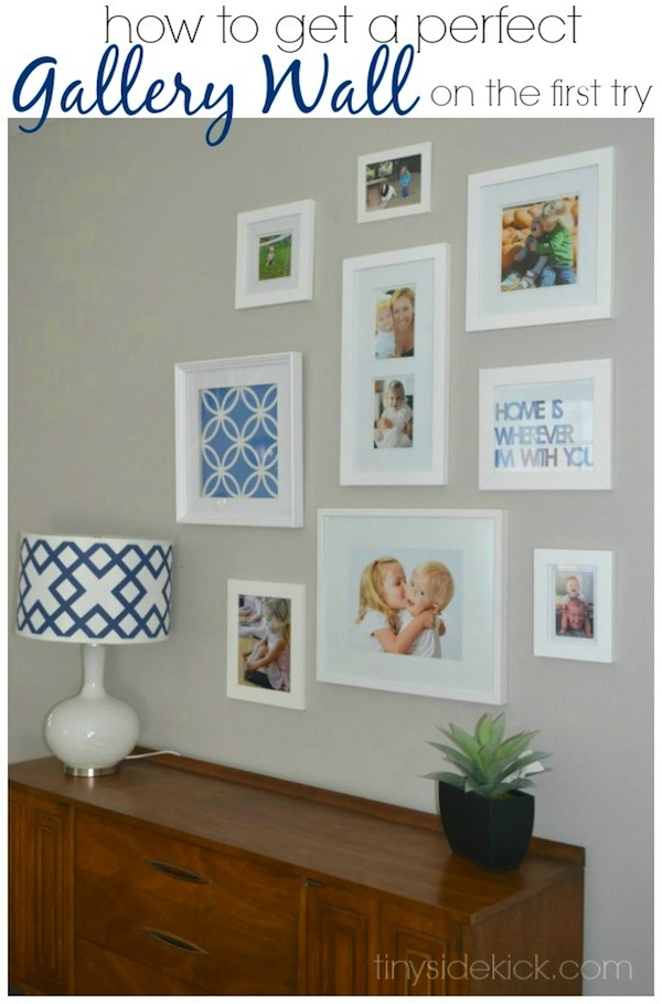 How to Make a Perfect DIY Gallery Wall