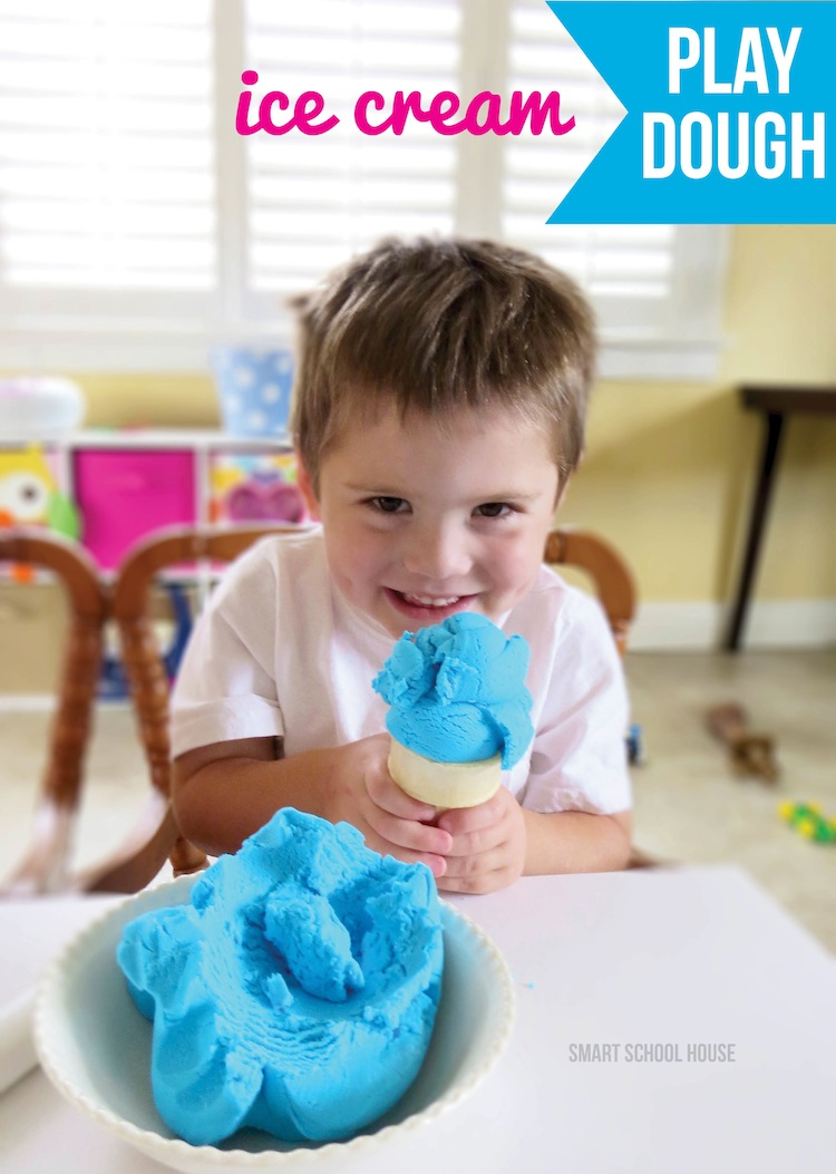 Ice Cream Play Dough4