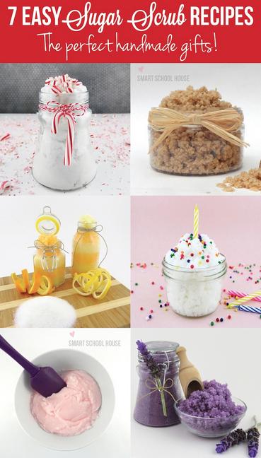 7 Easy Sugar Scrub Recipes