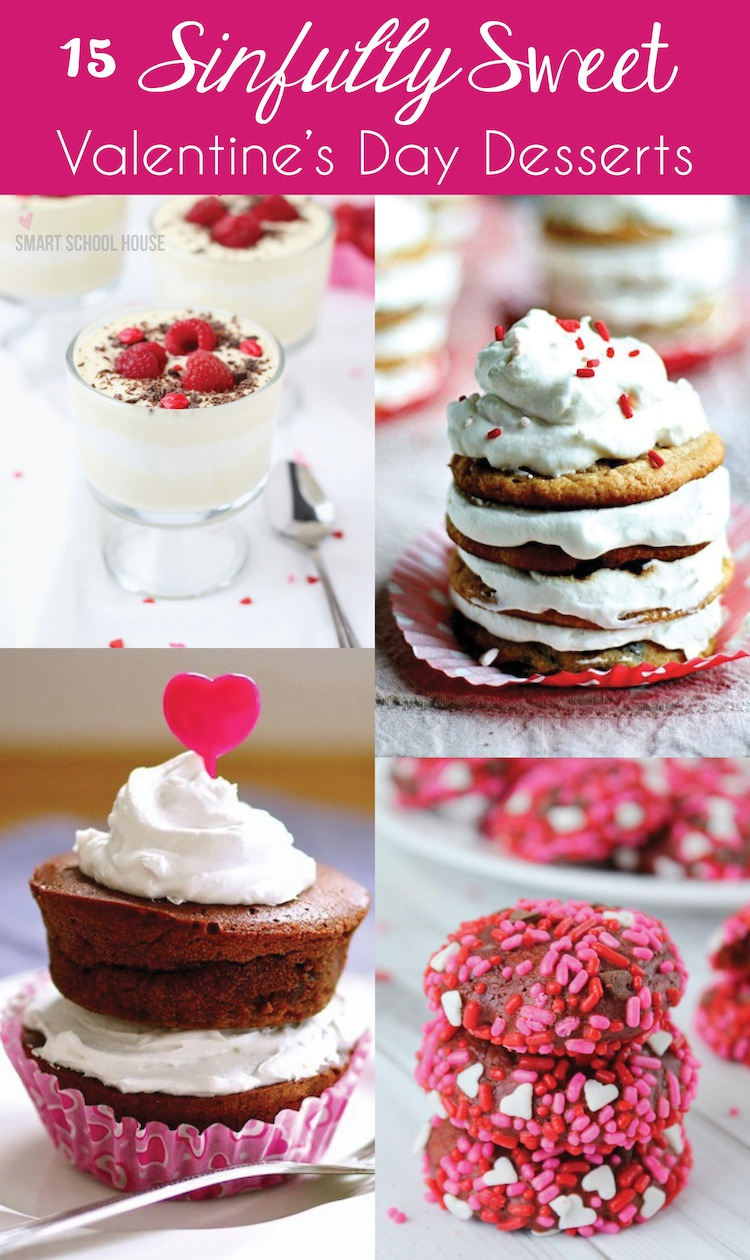 15 Sinfully Sweet Valentine's Day Desserts
