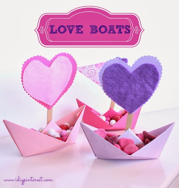 Love Boats by I Dig Pinterest