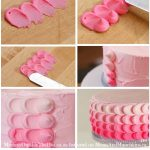Ombre Cake Tutorial
