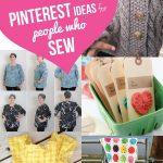 Pinterest Sewing