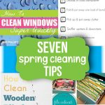 7 Spring Cleaning Tips