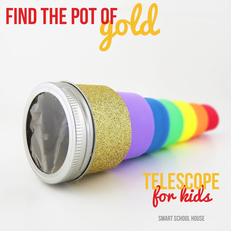Pot Of Gold Telescope