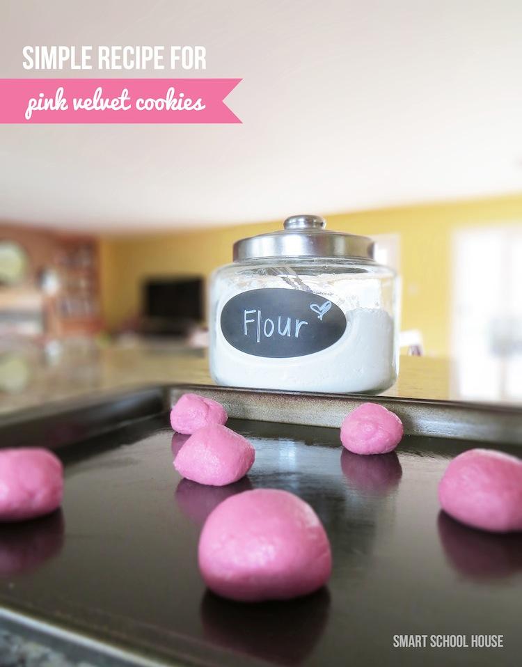 how to make pink velvet cake