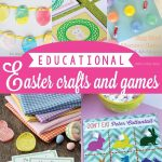 Educational Easter Games and Crafts
