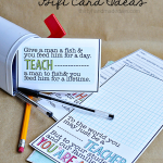 FREE Teacher Appreciation Cards that you can print at home