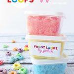 Froot Loops Lip Polish