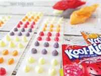 Kool Aid Candy Dots