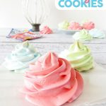 Kool-Aid Meringue Cookies