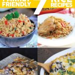 Family Friendly Rice Recipes