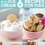 DIY Ice Cream for Kids