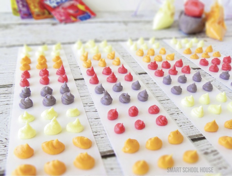 How to make Kool-Aid Candy Dots with only 3 ingredients