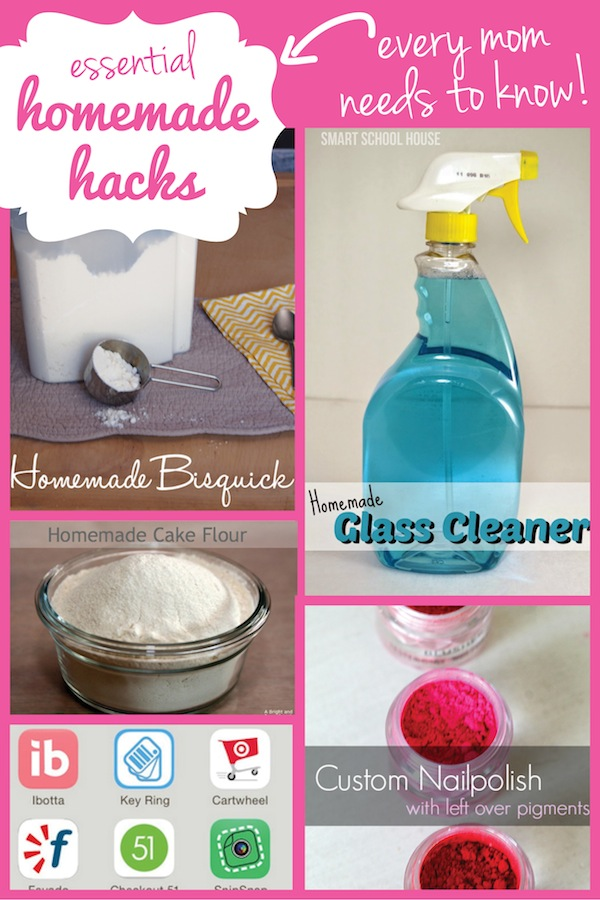 Essential-Homemade-Hacks