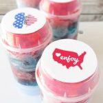 Patriotic Push Pops & Printables