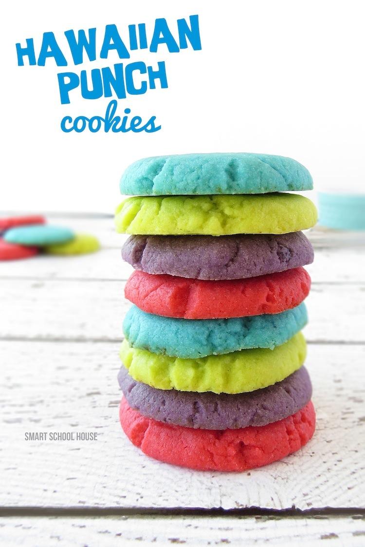 Hawaiian Punch Cookies