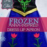 $20 DIY Princess Anna Costume
