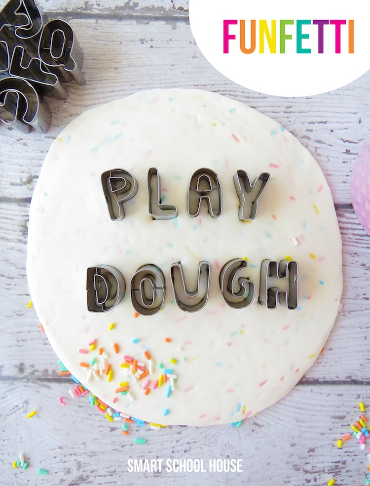 Simple Edible Play Dough Recipe for Preschool Sensory Play