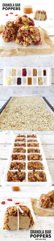Old Fashioned Granola Bar Recipe