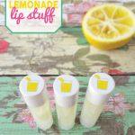 Lemonade Lip Stuff