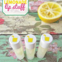 Lemonade Lip Stuff