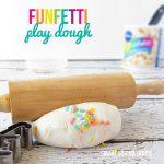 Funfetti Play Dough