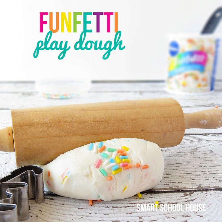 Funfetti Play Dough
