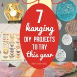 7 Hanging Projects to Try.