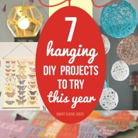 Hanging DIY Home Decor