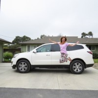 Chevy Traverse Review. Sponsored by Chevy #Traverse