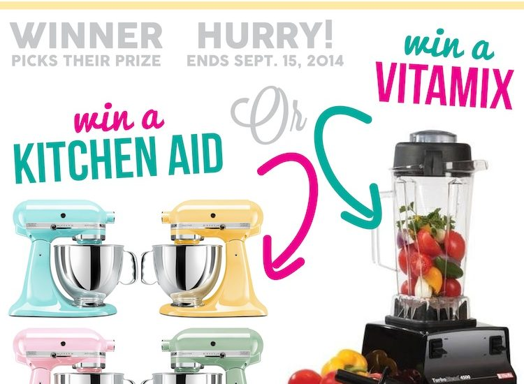 Vitamix or Kitchen..