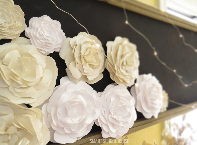 How to make paper flowers mightylinksfo