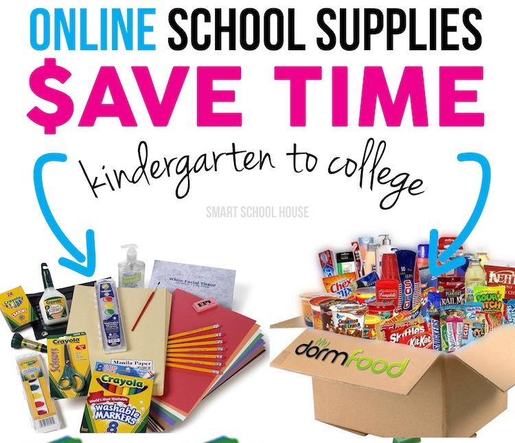 Online School Supplies
