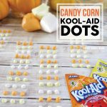 Candy Corn Dots