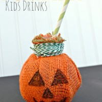 Halloween Drink for Kids