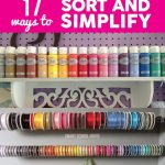 17 Ways to Sort and Simplify