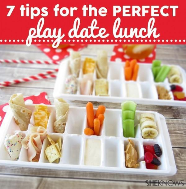 Play Date Lunch Tips. Sponsored by Hidden Valley and SheKnows. #HiddenValleyIt