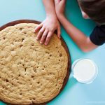 Giant Cookie Recipe