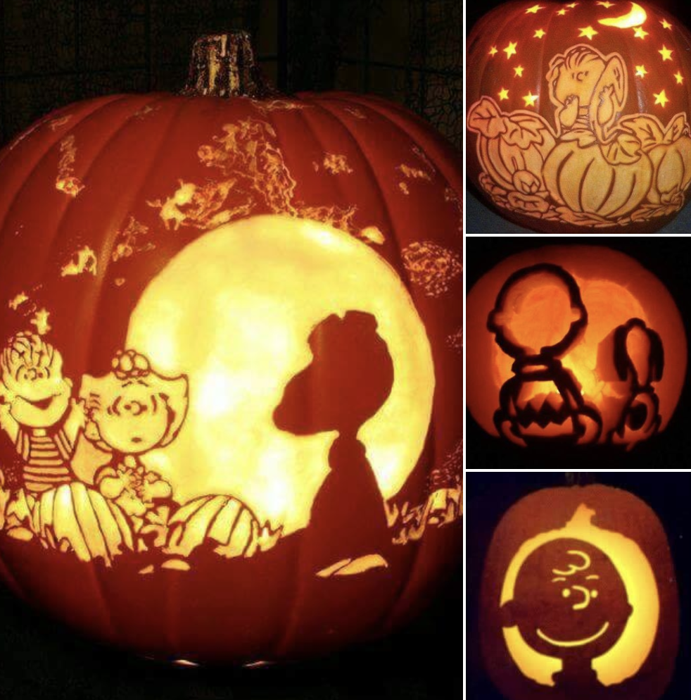 The great pumpkin Charlie Brown!
