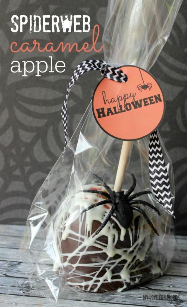 Easy caramel apple recipe!