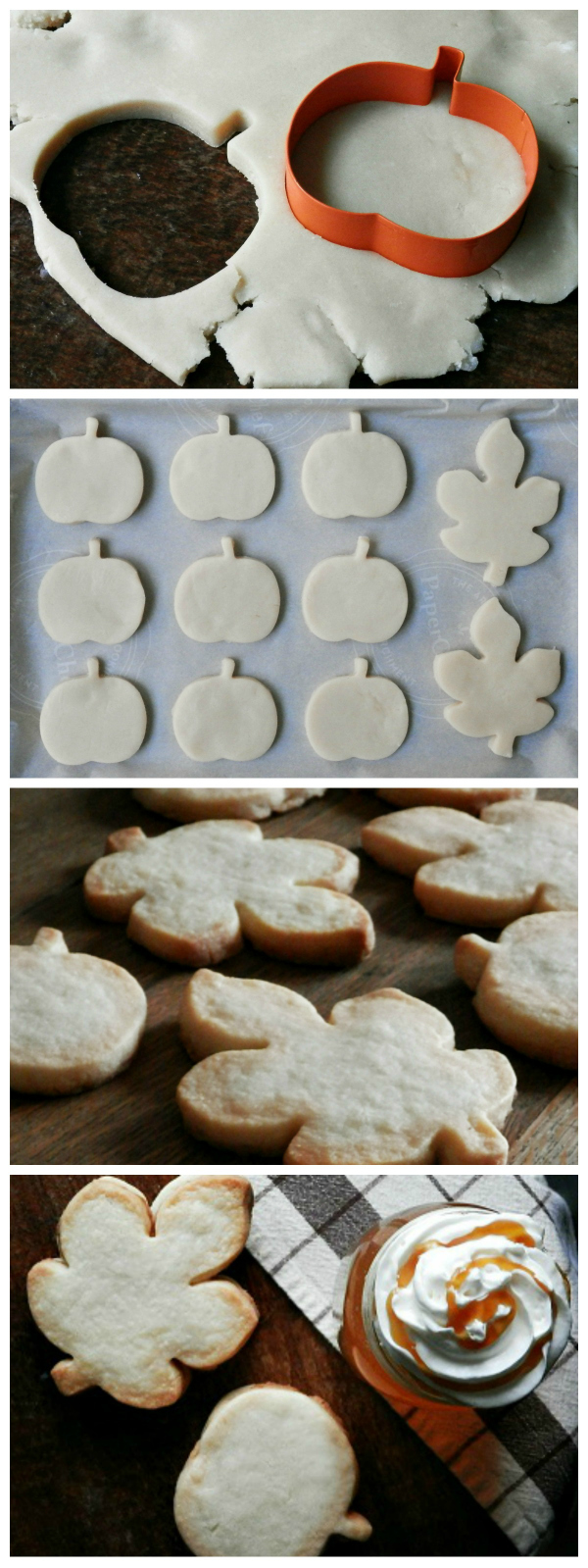 How to make shortbread cookies. A classic recipe that everyone should know!