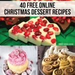 Free Online Christmas Dessert Recipes