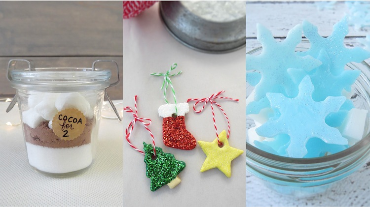 DIY Christmas Stocking Stuffers