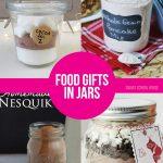 Food Gifts in Jars